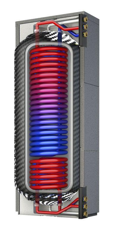 R servoir d 39 eau chaude quadroline roth - Temperature reservoir eau chaude ...